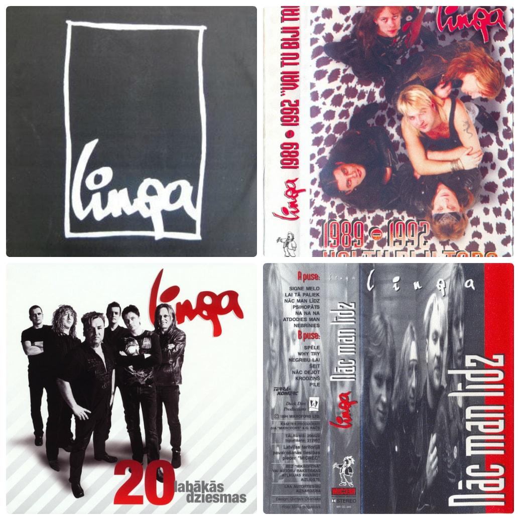 "Grupa ""Linga"" | Publicitātes Foto"