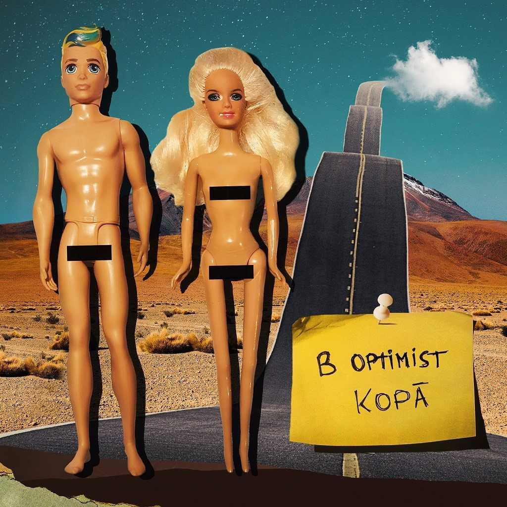 B Optimist - Kopā | Publicitātes attēls