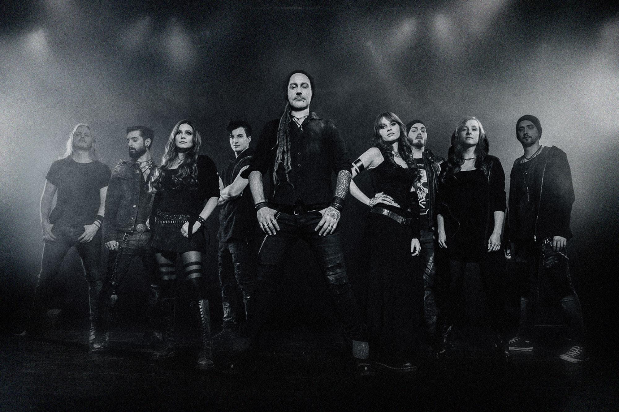 """Eluveitie"" | Publicitātes foto"