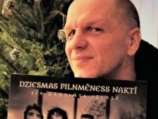 Dzelzs Vilks publicitātes foto