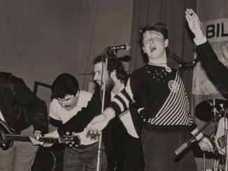 Dzeltenie pastnieki. Bildes 1986.g. Foto: Rihards Puriņš