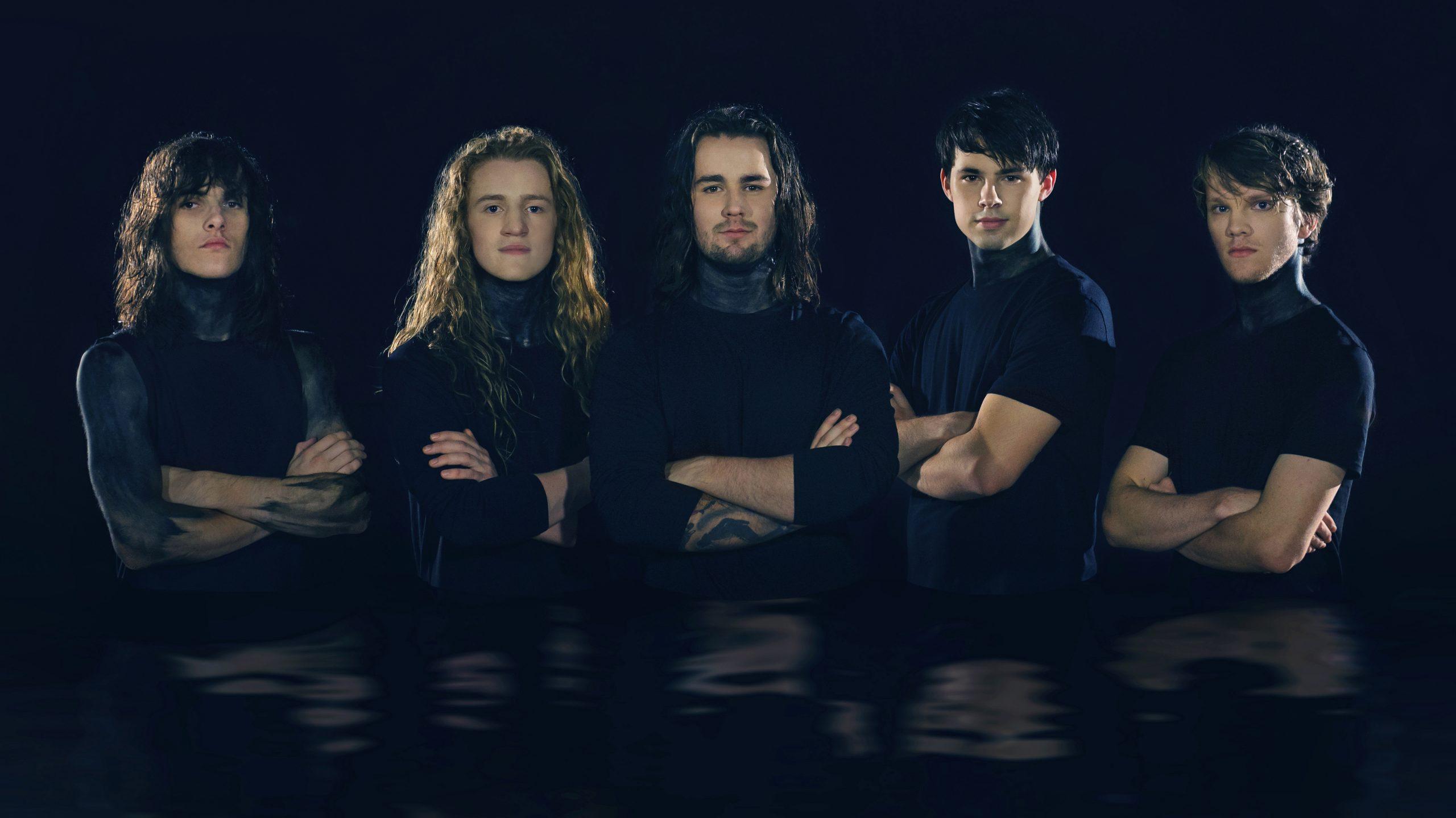 Australian Progressive Metal band IRONSTONE release single